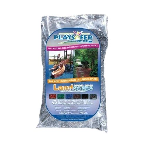 Playsafer Rubber Mulch for Playgrounds